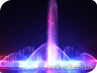 Ukraine Fountain by EMF 14