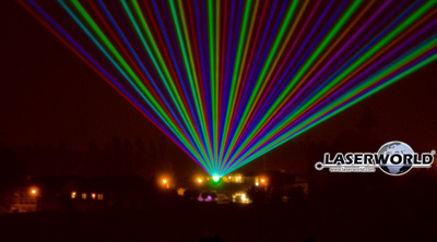 Example of a Rainbow Laser 02