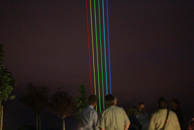 Example of a Rainbow Laser 01