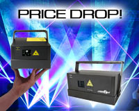 Laserworld Price Drop NEWS
