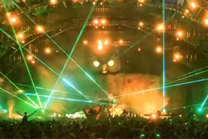 EDC New York 2014 - Electric Daisy Carnival