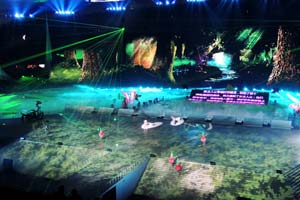 26 Musical Attraction Bird Nest Beijing
