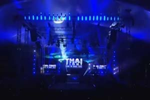 27 Opening Show Thai Fight Extreme 2012