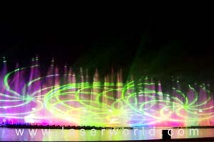 39 Watershiel Lasershow China Tv Production 2010