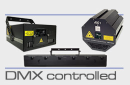 rental dmx controlled 2