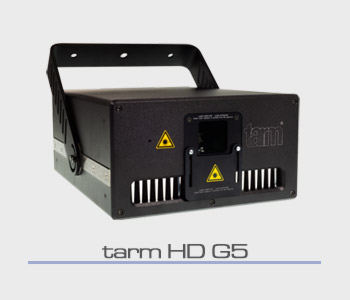 rental tarm HD G5