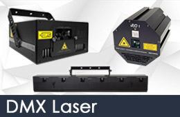 rental dmx laser