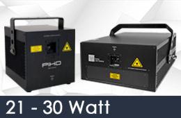 rental rgb 21 30 watt