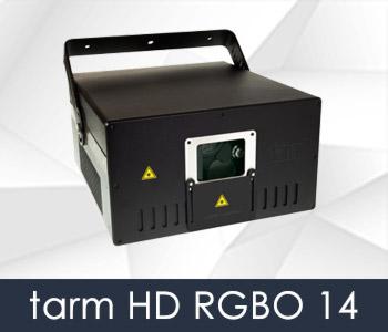 tarm HD RGBO 14