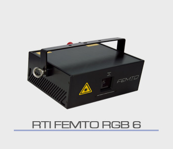 RTI FEMTO RGB 6