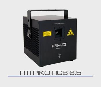RTI PIKO RGB 6.5