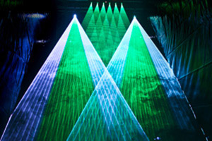 Laserworld at BPM | PRO 2016 laser show