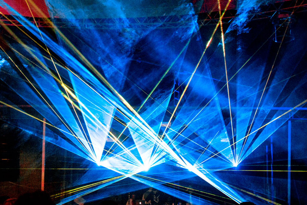 Laser Show Industry