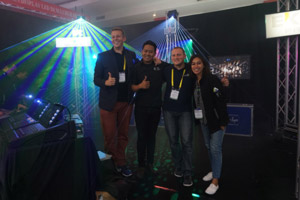 Laserworld @ Pro AVL Indonesia Expo 2019