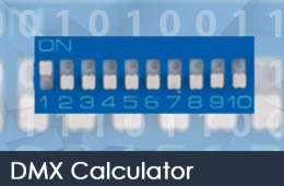 04 dmx calculator