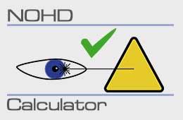 NOHD Calculator