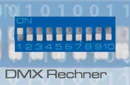 dmx rechner