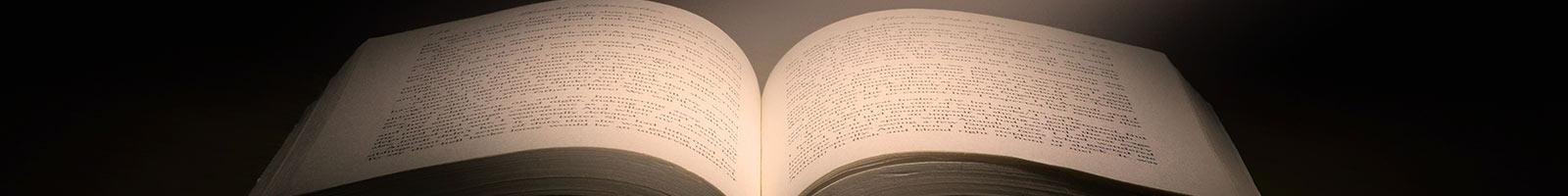 glossary book