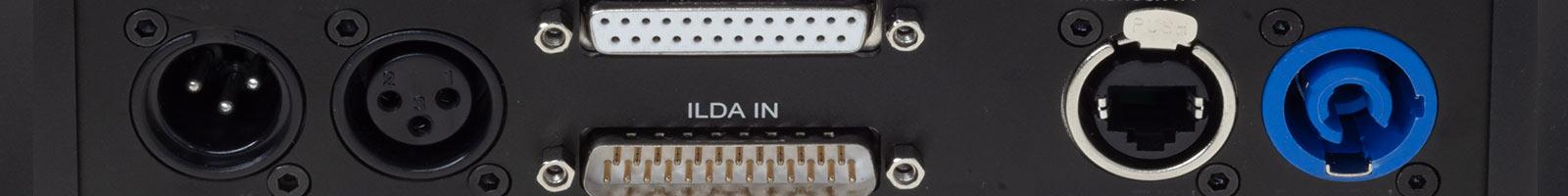 Manual ILDA Operation