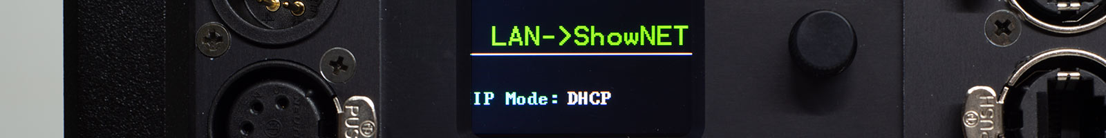 ShowNET Display Configuration