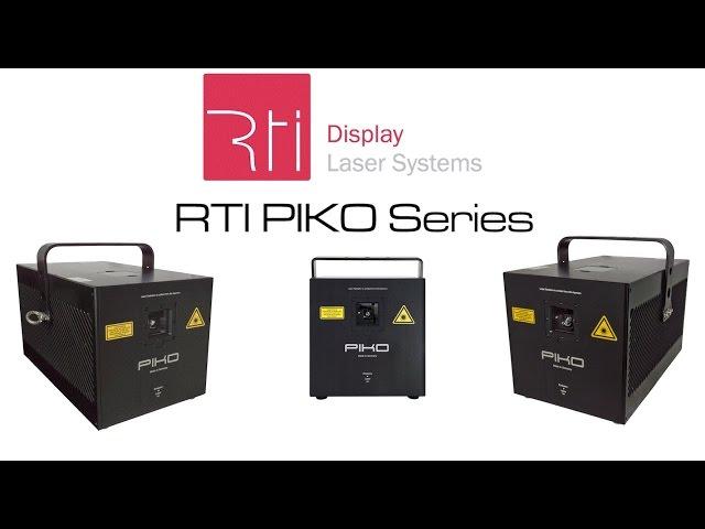 RTI PIKO XL   Laserworld