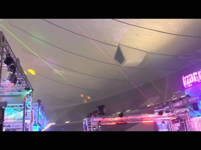 Laser world RTI Piko 14 watt rgb #namm2014: By John Young of the Disc Jockey News