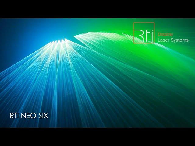 RTI NEO SIX in Action   Ray Technologies, Laserworld