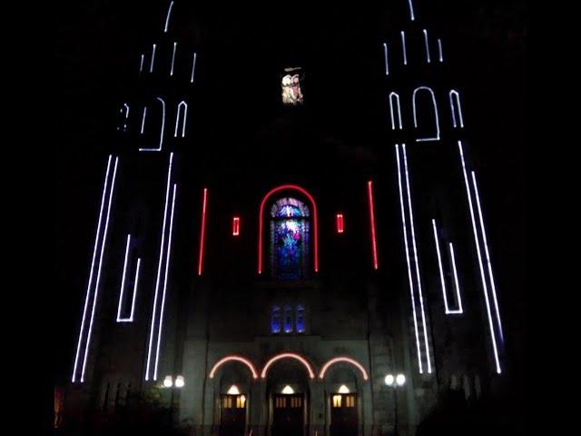 Église des Saints Anges Gardiens - LaserTech Canada