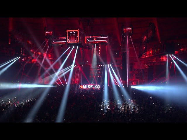 MISS K8 @ SYNDICATE 2017 - Laser Show Preview Video | Laserworld