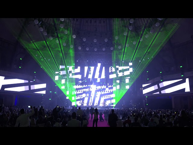 SCOOTER at the LEA Awards 2018 on the PRG stage 08.04.2018 | Laserworld