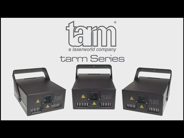 tarm four   tarm seven Show Laser Light   tarm Series   Laserworld