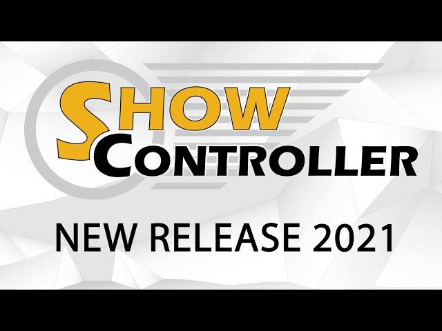 Showcontroller - Update Release 2021 | Laserworld
