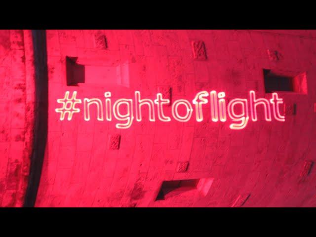 Night of Light 2020 - RTI laser display | Laserworld Group