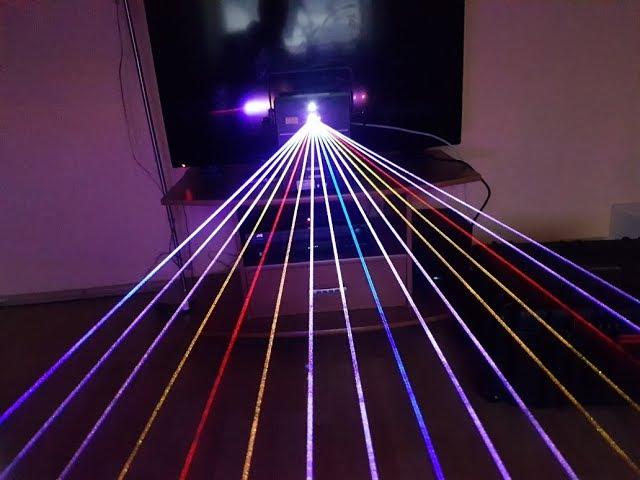Laserworld DS 1000 RGB - 2019 - demo - www.miroxx.eu - HD -