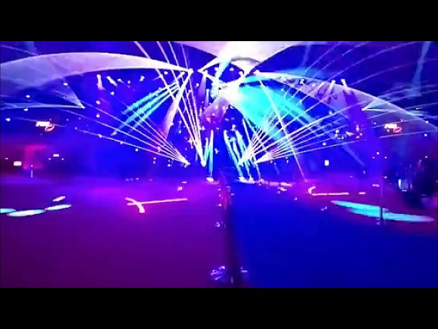 360° Video: PRG Highlight Show at Prolight+Sound 2018, PRG/LEA Stage | Laserworld