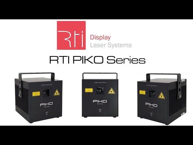 RTI PIKO Series   Laserworld