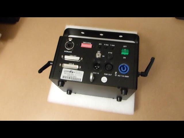 Laserworld DS1000RGB brief overview