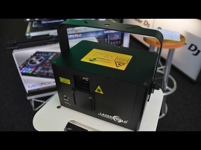 LaserWorld CS1000 RGB @ PHASE ONE