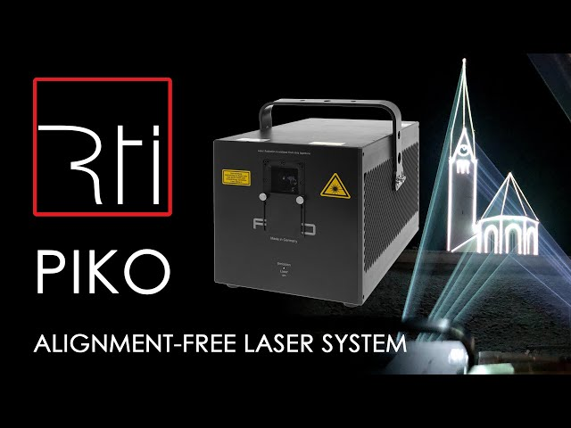 RTI PIKO RGB - Alignment-Free Laser Systems with RSL Technology   Laserworld Group
