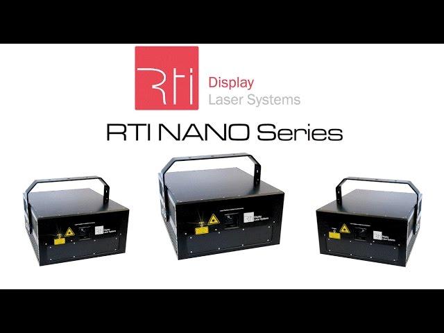 RTI NANO Series   Laserworld