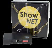 Laserworld ShowNET incl. Showeditor laser show software