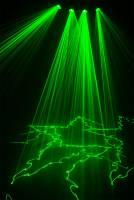 Laserworld EL 900RGB 0003 Beam