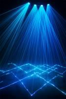 Laserworld EL 900RGB 0004 Beam