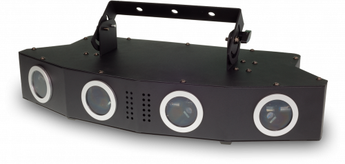 Laserworld EL 900RGB Front Left S