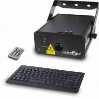 Laserworld CS 500RGB KeyTEX Set