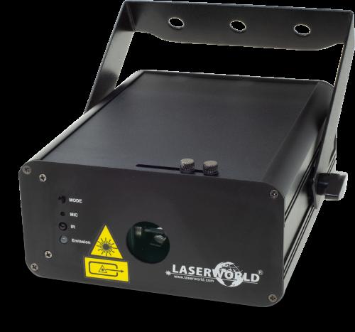 Laserworld CS 500RGB KeyTEX Fl