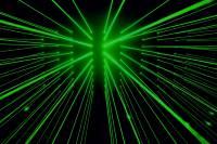 Laserworld BeamBar Green 0005 Beam
