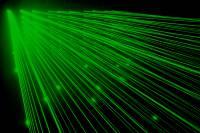 Laserworld BeamBar Green 0006 Beam