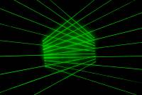 Laserworld BeamBar Green 0007 Beam