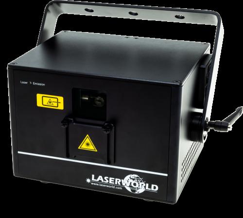 Laserworld CS 4000RGB FX Fl S